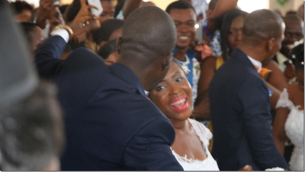 Adoring Bride
