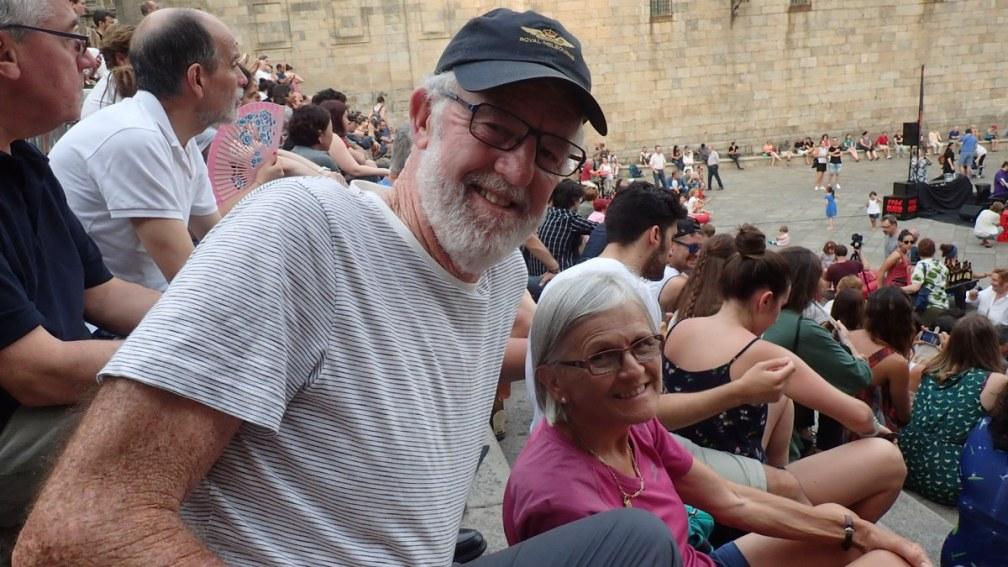 Gary & Helen from Australia