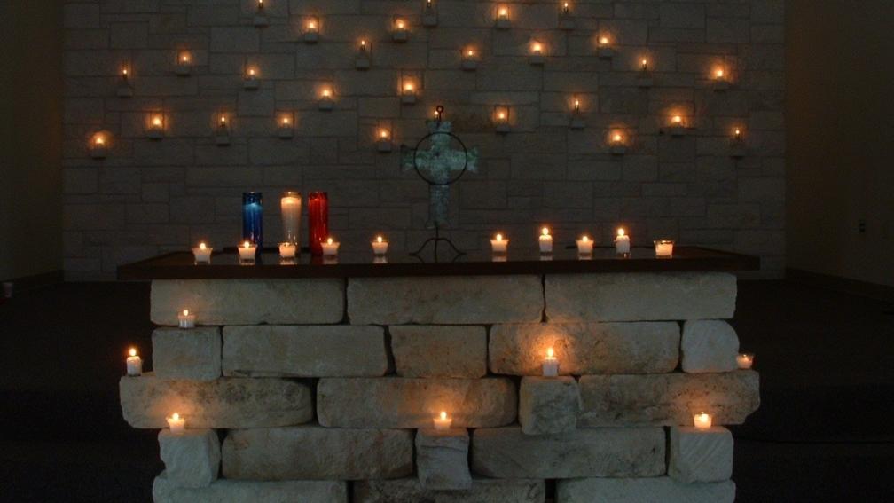 FUMCAL Altar, circa 2004